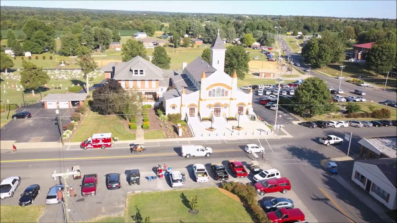 St  Jerome Fancy Farm Picnic - St  Jerome Catholic Church