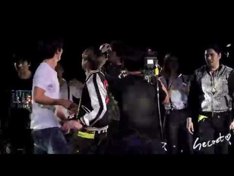 150207 Super Show 6 in Shanghai - Let's Dance (KYUHYUN)