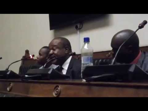 Council salaries - mayor grilled in parly