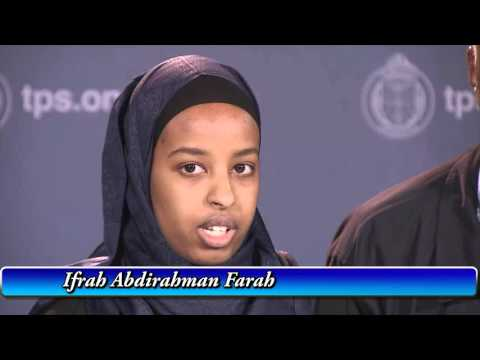 """Continuous killing with Somali Canadian Youth"""