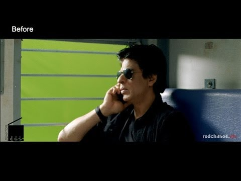 'Chennai Express' VFX Breakdown by  Redchillies vfx thumbnail