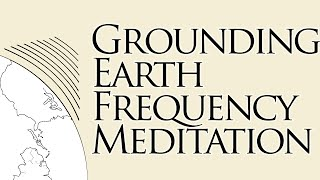 ***Chilling*** Earth Frequency Meditation - 68.05Hz - Sacred Geometry Syncronisation