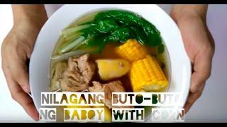 Super Easy Nilagang Buto-Buto Ng Baboy Recipe