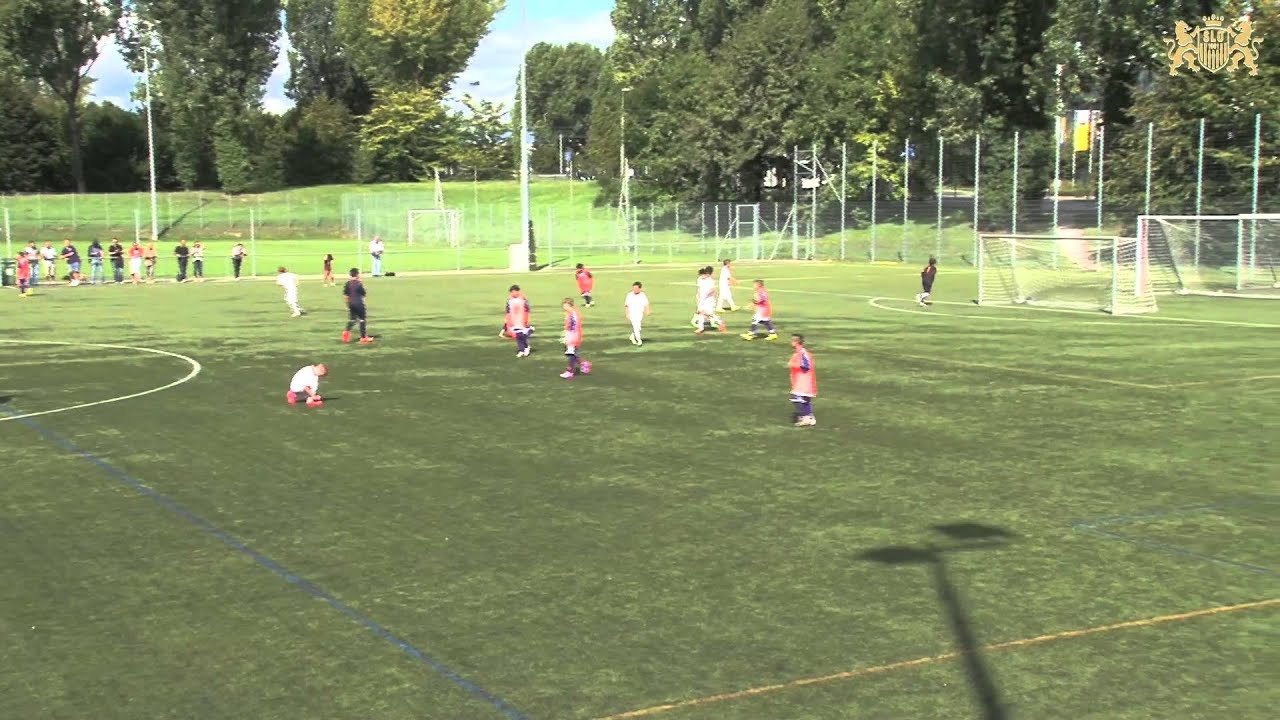 Stade Lausanne Ouchy 4 - US Terre Sainte II - YouTube