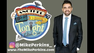 Another Late Show Tonight with Mike Perkins!