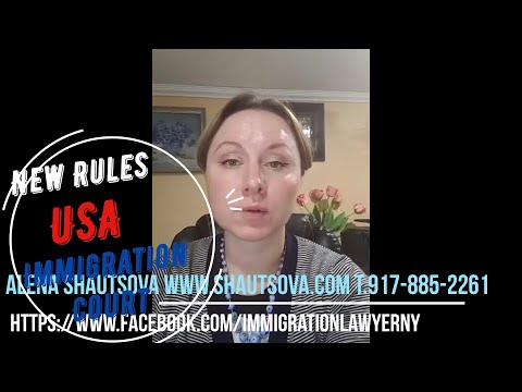 📍Coronavirus US Immigration Court Update: New Procedures For Removal Cases US Immigration Lawyer