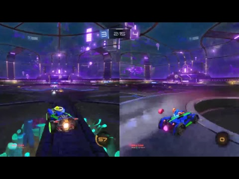 BOOM!/Rocket League FW# 1
