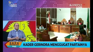 Download Video Dialog: Ketika Kader Gerindra Ramai-Ramai Gugat Partainya Sendiri MP3 3GP MP4