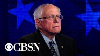 Bernie Sanders sees support drop after debates