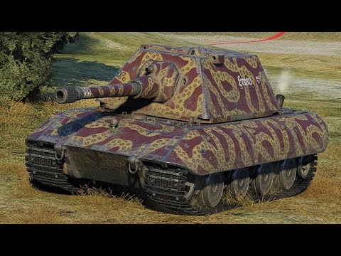 World of Tanks E100 - 9 Kills 10,7K Damage