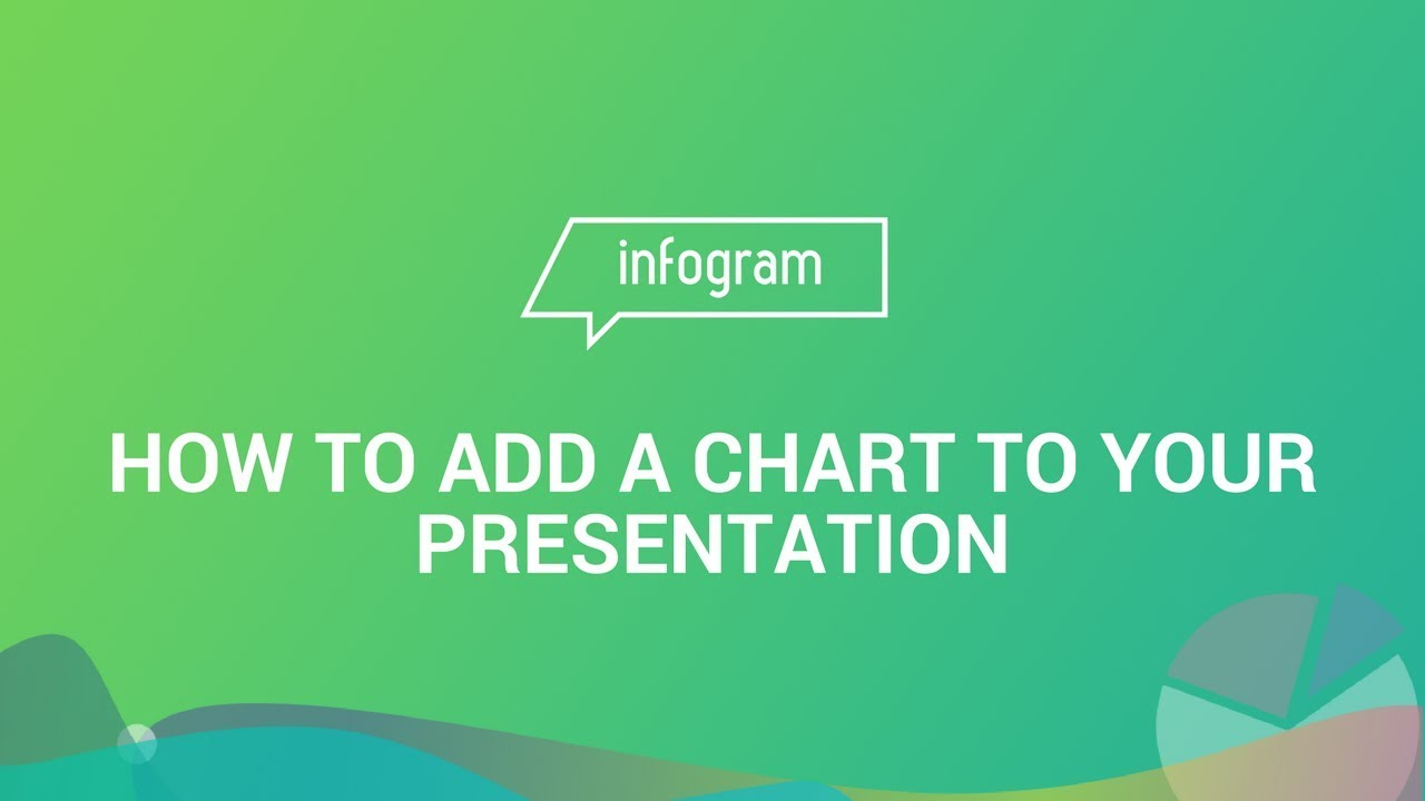 Add a Chart to Your Presentation