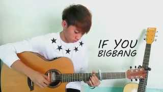 BIGBANG - IF YOU (Fingerstyle Guitar Cover)