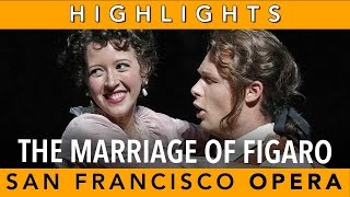 Marriage of Figaro Highlights