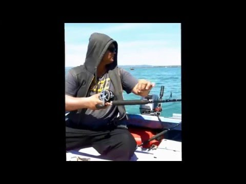 -Gone Fishing With Patu- Waitemata Harbour, Auckland New Zealand Pt. 2