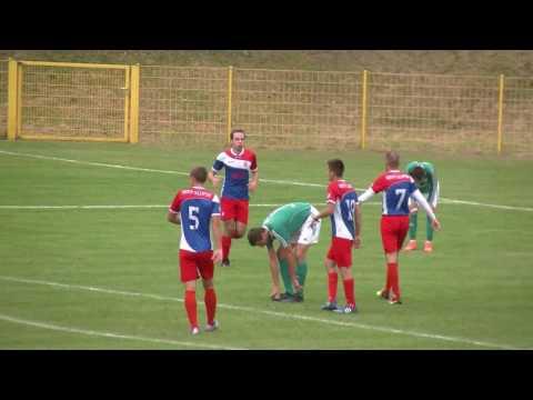 IV liga: Gryf Słupsk - KP Starogard Gdański 3:1 (2:1)