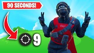 9 kills in 90 seconds...