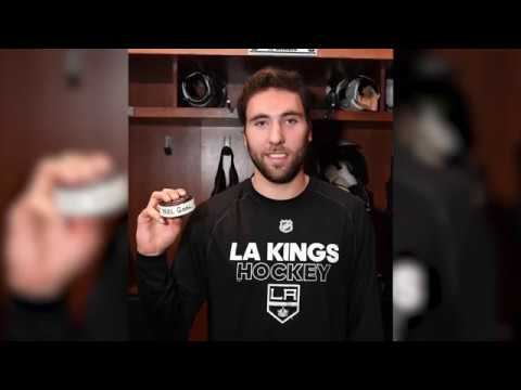Michael Amadio's First Goal