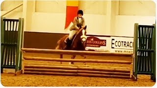 Equestrian Practice | Not Quite Ready for the Show