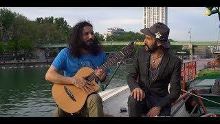 موسیقی اردلان پایوار، پیمان سلیمی و امیرحسین حسینی روی قایقی در پاریس: بلور بنفش