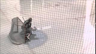 Steve Mason, NHL Goalie Summer Training