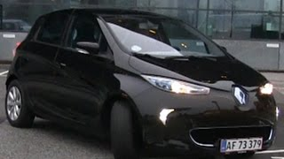 Renault Zoe, Intense - 2014 review
