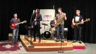 Ruby Velle and the Soulphonics: Live at WABE
