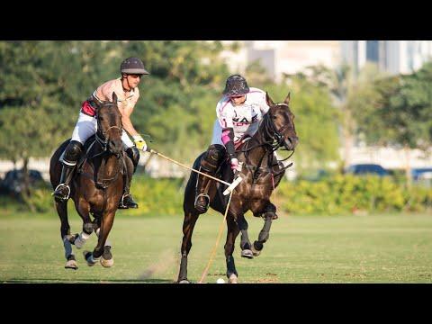 UAE Polo vs Dubai Wolves Polo Game Highlights | Sir Winston Churchill Cup 2020 Dubai Polo Season