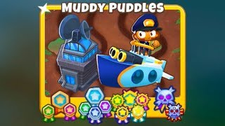Muddy Puddles CHIMPS BEATEN!