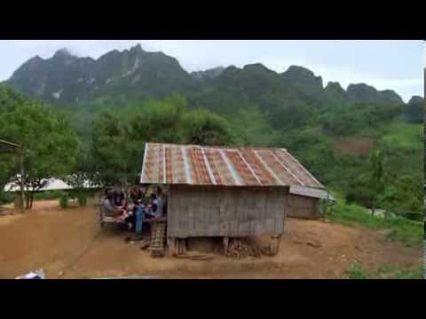 Hairy Bikers Asian Adventure Ep3 includes Chiang Dao, Northern Thailand