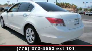 2008 HONDA ACCORD - Pahrump Valley Auto Plaza - Pahrump, NV