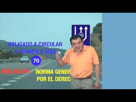 Tema 2.-1 Carriles Especiales. - YouTube