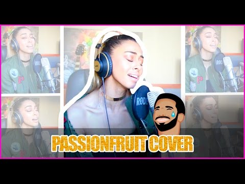Drake - Passionfruit (Cover by Sonna Rele)