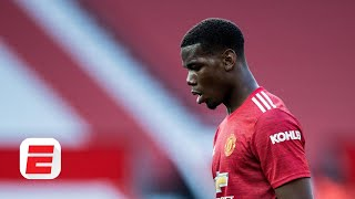 Manchester United came out SITTING BACK ON THEIR ARMCHAIRS vs. Crystal Palace - Nicol | ESPN FC