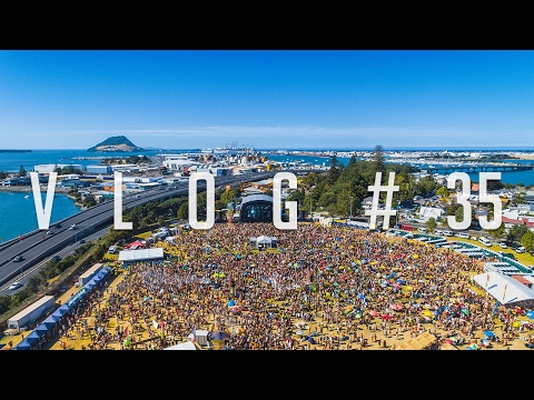 ONE LOVE 2017 / MUSICAL FESTIVAL IN TAURANGA / NEW ZEALAND /// VLOG #35