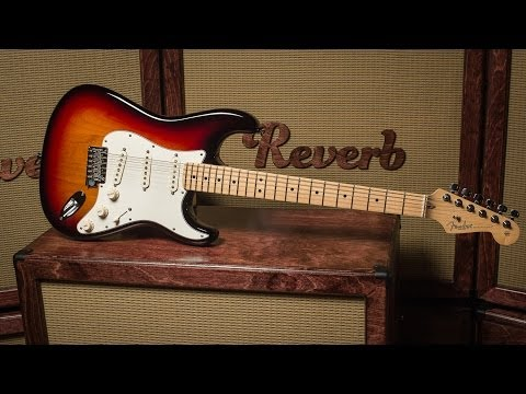 Fender American Standard Stratocaster | Reverb Demo Video