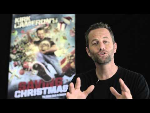 Kirk Cameron Saving Christmas.Share The Trailer For Saving Christmas Youtube