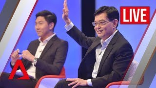 [LIVE HD] Singapore Budget Forum 2019: Ask the Finance Minister