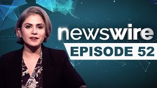 News Wire with Ayza Omar | Humanitarian Crisis In Syria | Ep 52 | Indus News