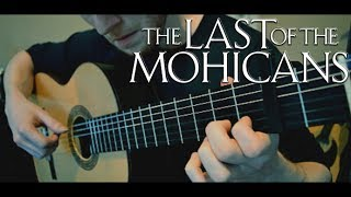 The Last of The Mohicans: The Gael (Promentory) - Guitar Cover - Callum McGaw + TABS
