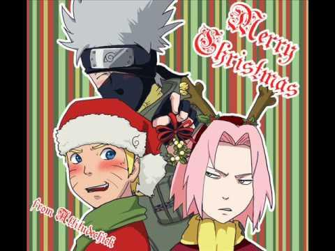 naruto last christmasnaruto hinata sakura sasuke - Naruto Christmas