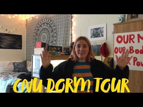 CNU Freshman Dorm Tour!!