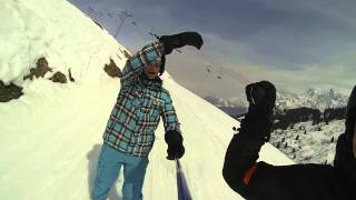 FRANCE (MONT-BLANC) SKIING EDIT '15 /HD/