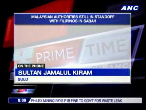 Philippines, sultan can