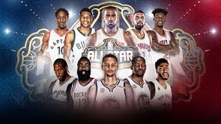 2017 NBA All-Star Game Preview