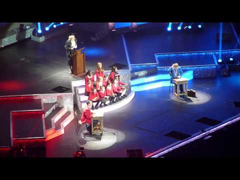 Ant and Dec Takeaway on Tour 30/08/2014 O2 Arena (Read Description)
