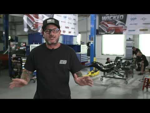 CPP Super Chevy Week To Wicked: 1955 Chevy—FULL EPISODE