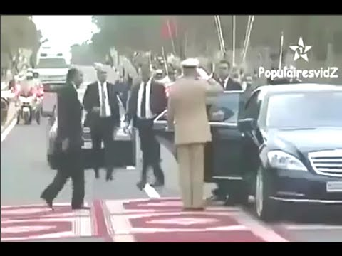 The Prince of Morocco Is Not the Man That You Would Expect to See