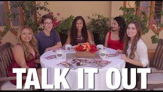 Talk It Out: Pilot (S1, E1)