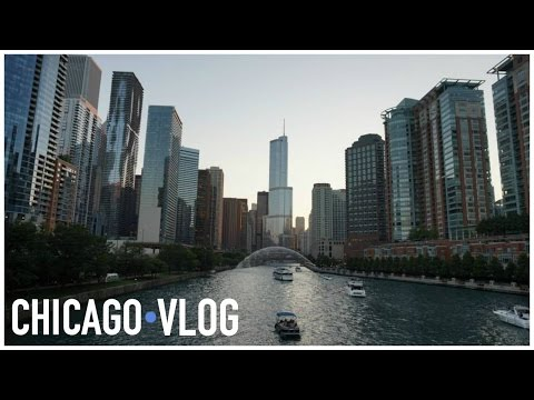 VLOG • Chicago Trip ♡