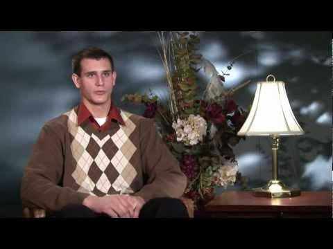 Kyle Fabin - Cooperative Education Student Interview - Welding